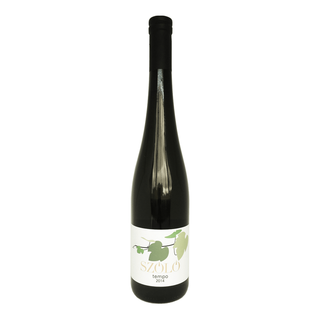 SZOLO, Tempo Furmint wine bottle