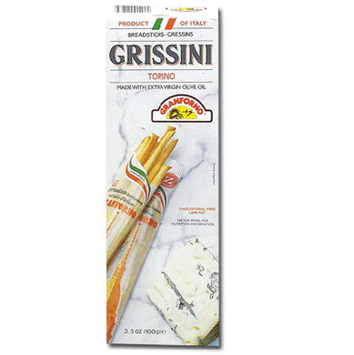 Grissini Torino Breadsticks 125gr