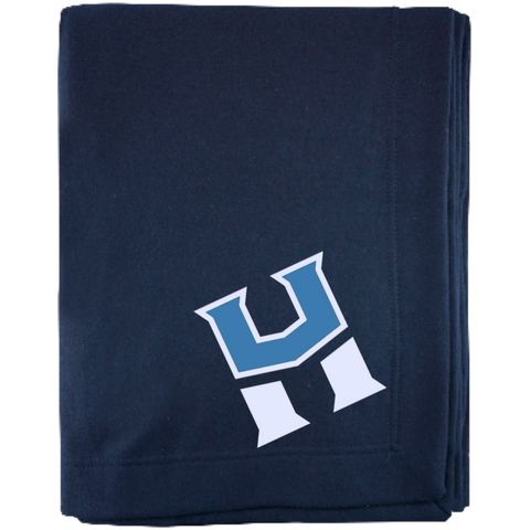 Hallmark University Sweatshirt Blanket
