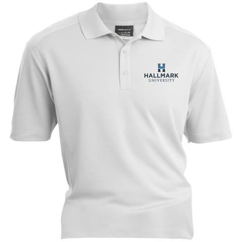 Hallmark University Nike® Dri-Fit Polo Shirt in white