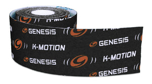 Genesis Bowling K-Motion Tape - Black