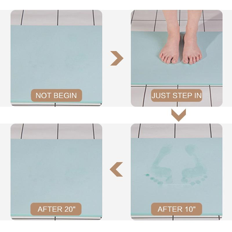 Brand New Water Absorbent Bath | Freaky Inventions