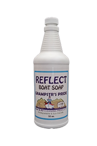 REFLECT - Boat & RV Soap Low Suds Cleaner - 32 oz.