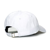 AWAKE NY Metallic Logo Hat White