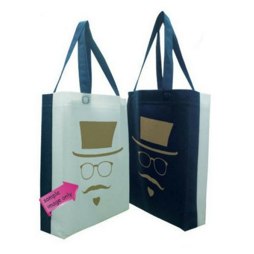 Non Woven Bag A4 Size 90gsm Sbs Joint - Ultrasonic