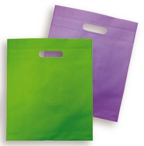 Non Woven Bag A4 Size 90 gsm Punch Hole - Ultrasonic