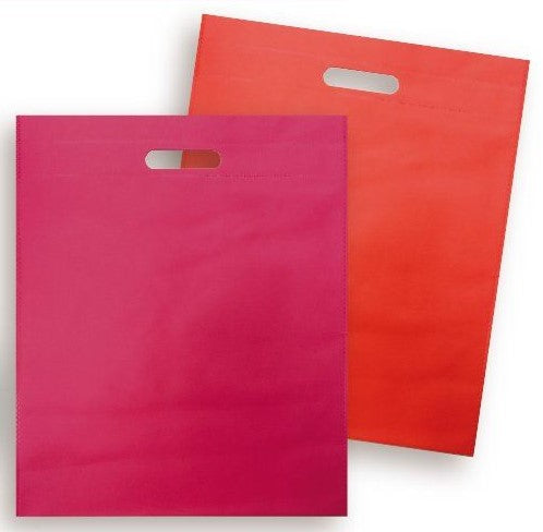 Non Woven Bag A3 Size 90 gsm Punch Hole - Ultrasonic