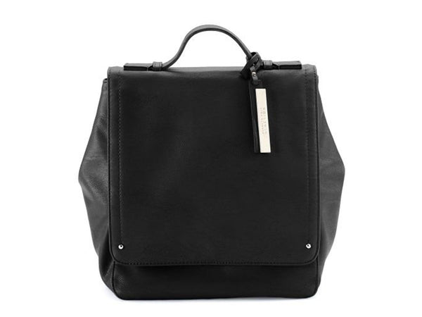 Kenneth Cole Structure Buff Backpack - Black
