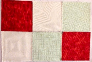 Machine Quilting for Absolute Beginners with Ann Hibberd Saturday 27th July 10am to 4pm