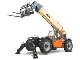 Reach Forklift - 10000 Lb - 55 Ft Reach Construction Equipment Rental Project