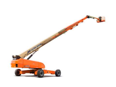 Telescoping Boom Lift - 135 Ft. Construction Equipment Rental Project