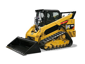 Skid Steer 2500 Lbs (Track) Construction Equipment Rental Project