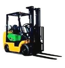 8,000 Lbs Warehouse Forklift Construction Equipment Rental Project