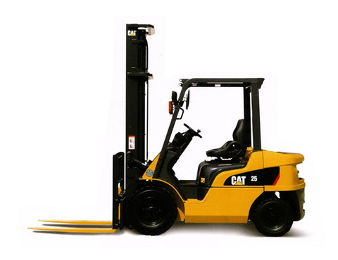 5,000 Lbs Warehouse Forklift Construction Equipment Rental Project