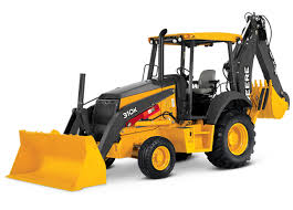 Standard Backhoe (65-75 hp) Construction Equipment Rental Project