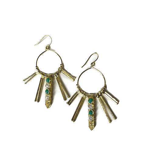 Shine Dangle Earrings
