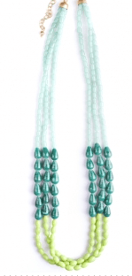 Suzano Beaded Necklace