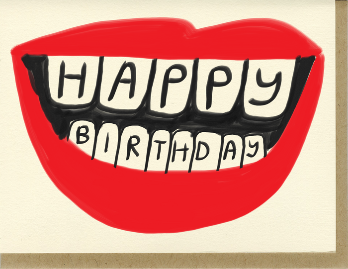 Birthday Lips - C1014