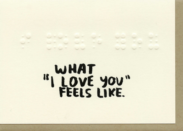 What I Love You Feels Like - C3005