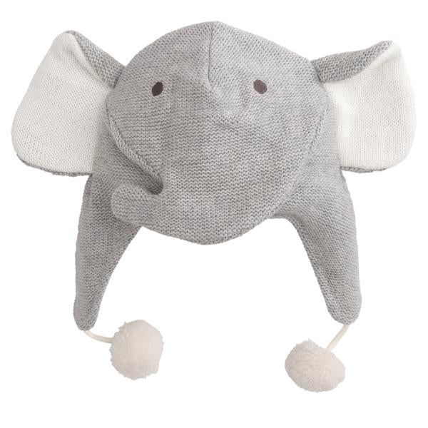 Aviator Elephant Hat- 0-12M