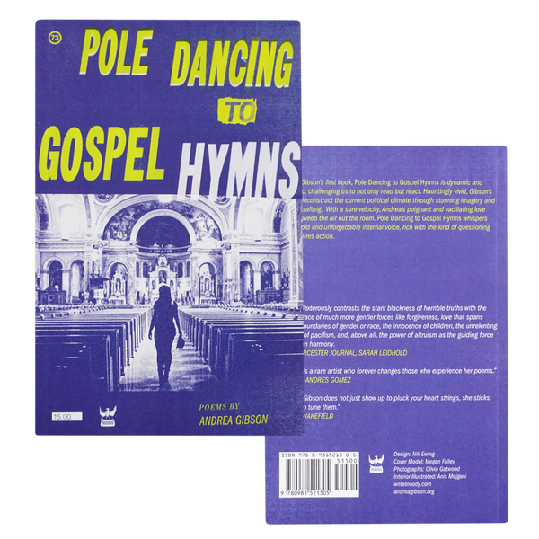 Pole Dancing To Gospel Hymns Book