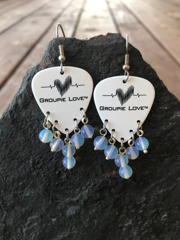 Groupie Love Classic Opal Earrings