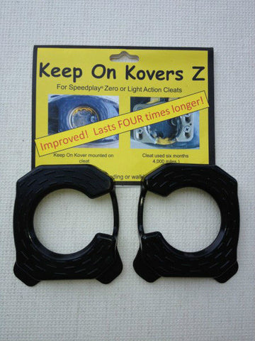 Keep on Cover Z for Speedpay Zero or Light Action Cleats