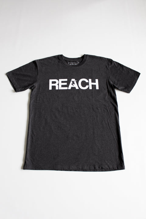 Dark Grey REACH/ESCAPE - parkour t-shirt