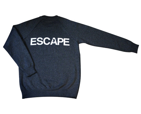 Dark Grey REACH/ESCAPE Sweatshirt