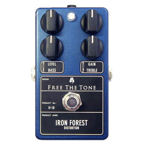 Free The Tone IF-1D Iron Forest Distortion Overdrive