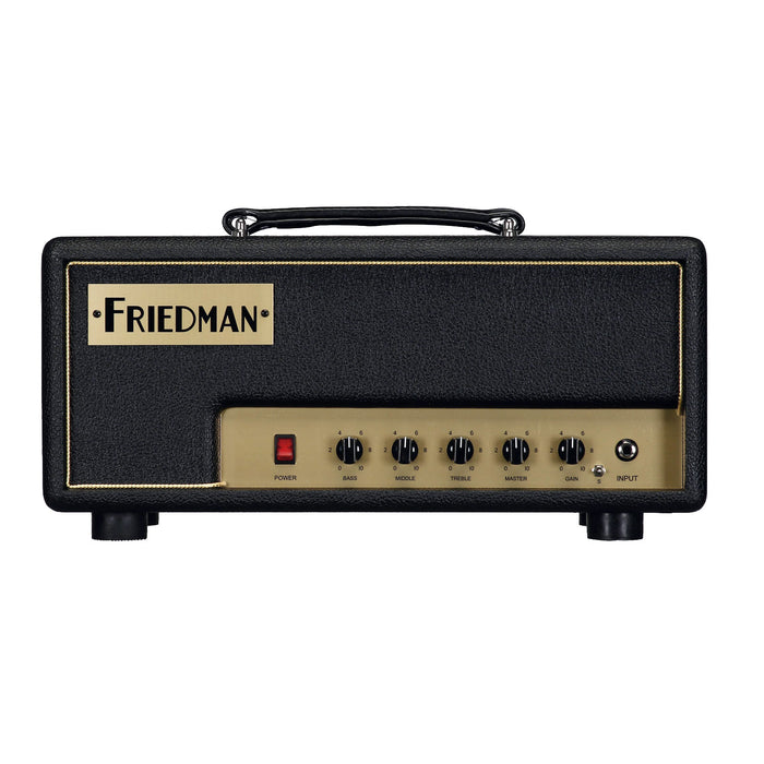 Friedman Amps PT-20 Hand-Wired 20-watt EL84 Powered Tone Machine!