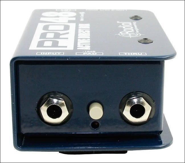 Radial Engineering  Pro48™ Active Direct Box