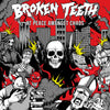 "BROKEN TEETH ""At Peace Amongst Chaos"" LP"