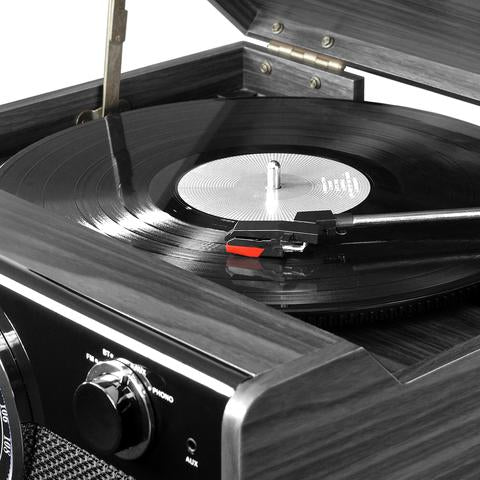 Understanding the Difference: Turn Table vs. Record Player