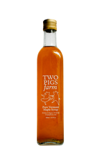 Two Pigs Farm Grade A, Amber Maple Syrup 500 mL Bottle