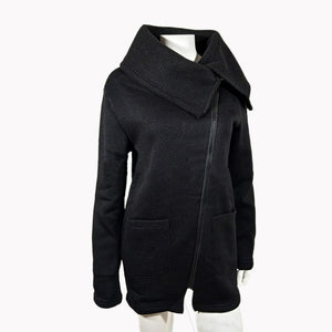 Turn-Down Collar Jacket - iTrendZone