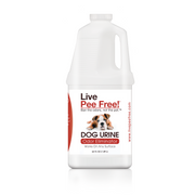 Live Pee Free!® Dog Urine Odor Eliminator