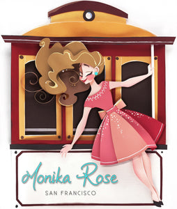 Monika Rose San Francisco