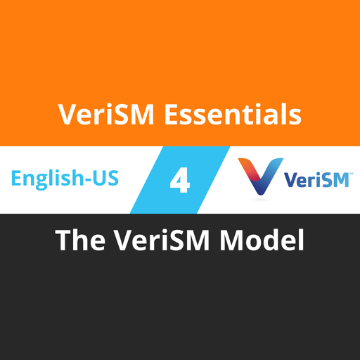 VeriSM Essentials Course - 4 of 4: The VeriSM Model [Cover]