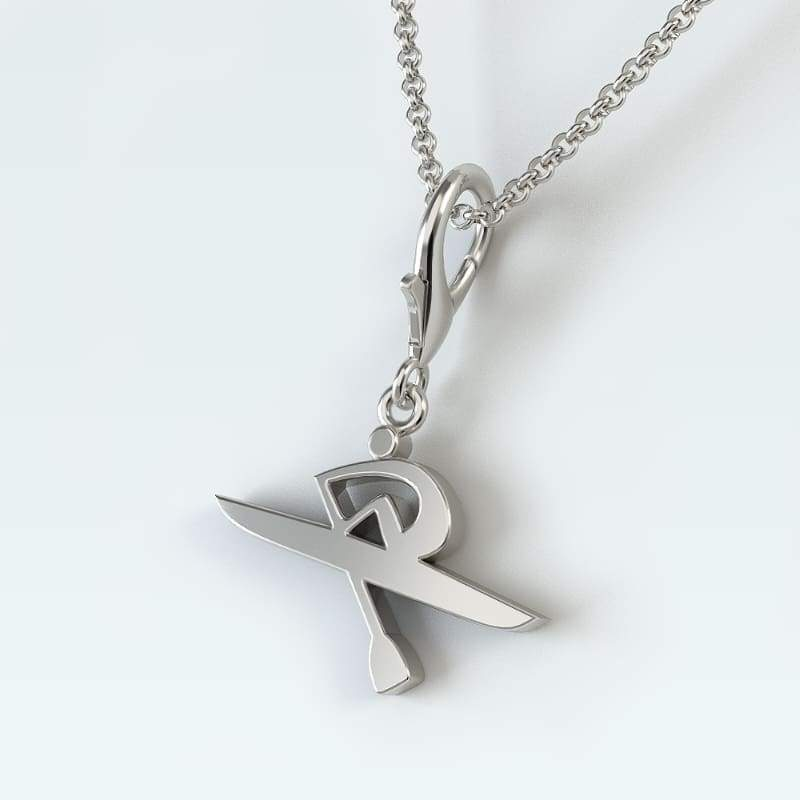 Rowing Charm, Rowing Gift, ROwing Jewellery
