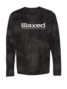 Waxed H2O Series L/S Black