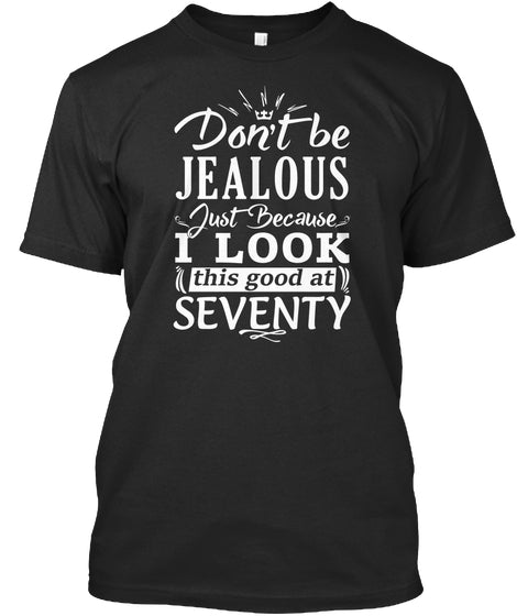 Don't be jealous -SEVENTY-