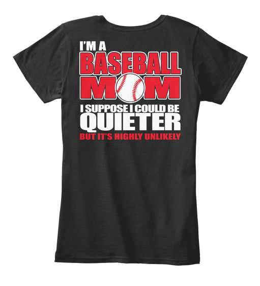 Are You a Loud and Proud Baseball Mom