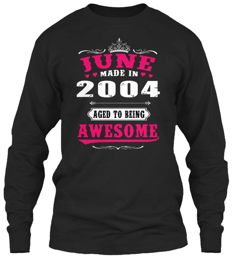 2004 June age to being awesome