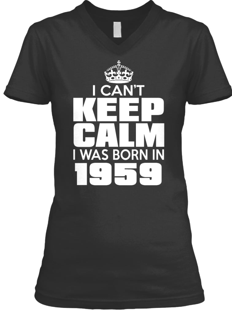 I WAS BORN IN 1959