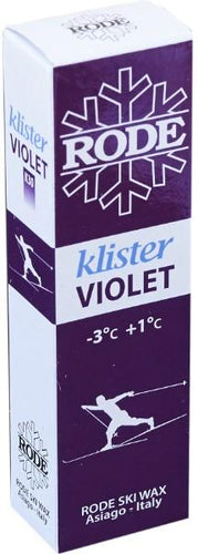 A great klister that gives good grip in a variety of icy snow conditions.