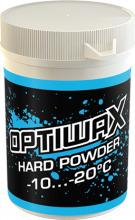 A racing and training powder for cold, dry snow.