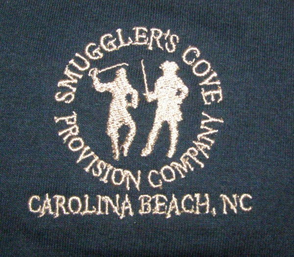 T-Shirt - Smuggler's Cove Black