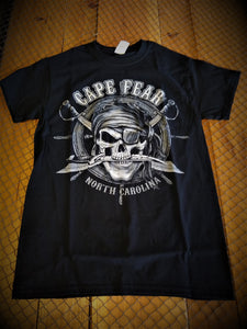 Pirate T-Shirt - Cape Fear Pirate