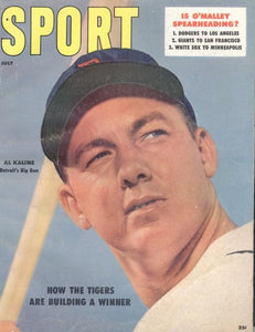 July 1957 Sport Cover